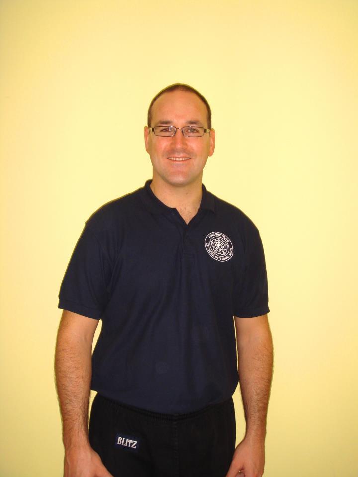 Kevin Mullins Tai Chi Instructor